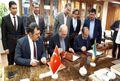 نخستین نشست کمیته همکاری علمی و فناوری وزارت علوم و شورای علم و فناوری ترکیه برگزار شد