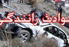 سانحه جادهای در محور «مرند-خوی» 2 کشته بر جای گذاشت