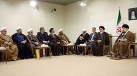 رهبر انقلاب از مقام علمی و عملی مرحوم آیتالله محقق داماد تجلیل کردند