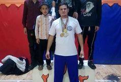 درخشش ووشو کاران هلیلانی در مسابقات قهرمانی کشور
