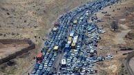 آخرین وضعیت ترافیکی محورهای منتهی به مرزهای غربی