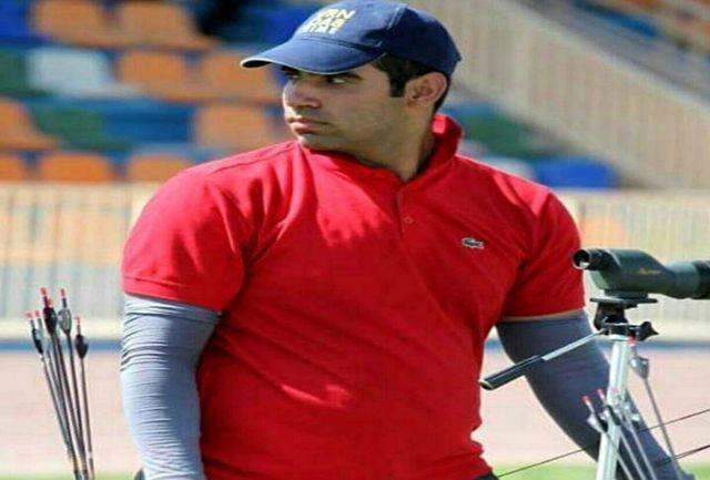 دعوت کماندار لرستانی به اردوی تیم ملی تیراندازی با کمان