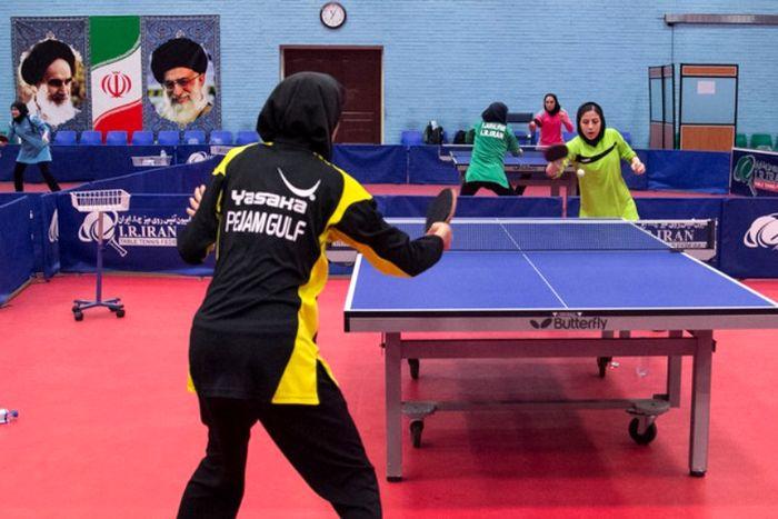 رقابت تنیسورهای خراسان جنوبی در مسابقات دور دوم تور ایرانی نوجوانان