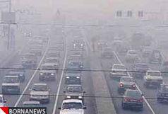 وضعیت نارنجی هوای اصفهان در اولین روز پاییز