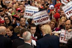 احتمال ابتلای حامیان ترامپ به کرونا افزایش یافت