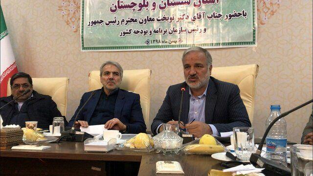 نگاه ویژه و همیشگی دولت به استان