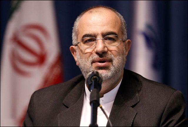 ایران پیش شرط نمیگذارد بلکه رفع پیش شرطهای تحریمی را مطالبه میکند