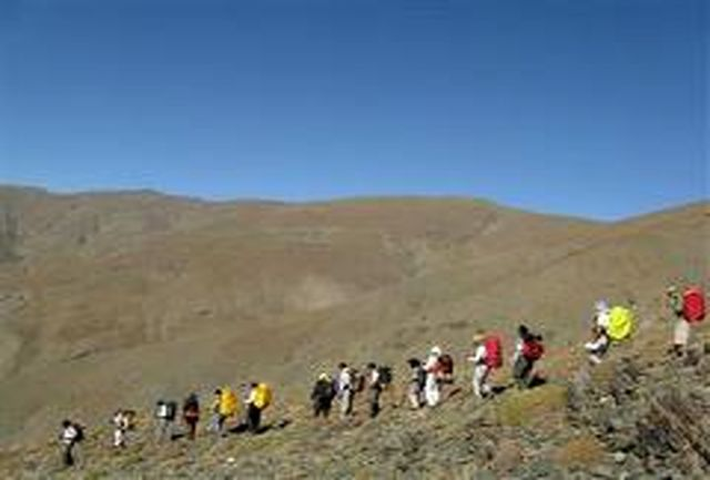 برگزاری اردوهای کوهنوردی ویژه دانش آموزان بسیجی