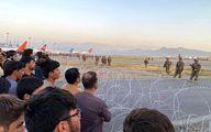 آخرین وضعیت فرودگاه کابل