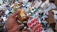 کشف و ضبط بیش از 215 هزار قلم داروی قاچاق در ایلام
