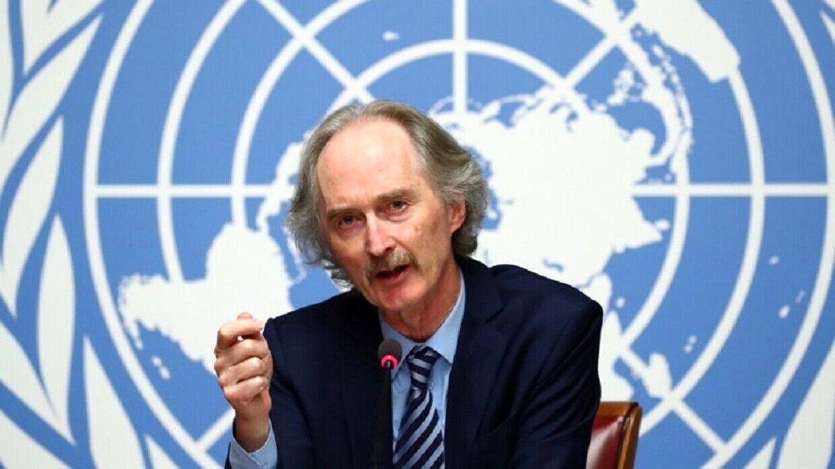 سازمان ملل: نشست کمیته قانون اساسی سوریه نتیجهای نداشت