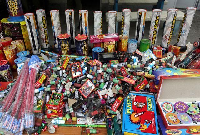 کشف محموله مواد محترقه و کالای قاچاق در شاهرود