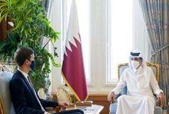 راز سفر «جرد کوشنر» به قطر و عربستان سعودی/ آشتی رخ داده است؟