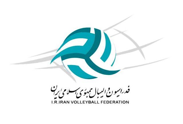 اسامی نامزدهای تایید شده انتخابات فدراسیون والیبال اعلام شد