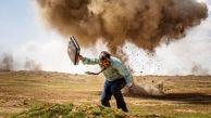 انتشار اولین تصاویر از پژمان جمشیدی در فصل دوم «زیرخاکی»/ هومن برقنورد مقابل دوربین رفت