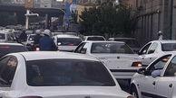 رصد سرعت خودروها توسط دوربینهای سطح شهر تهران