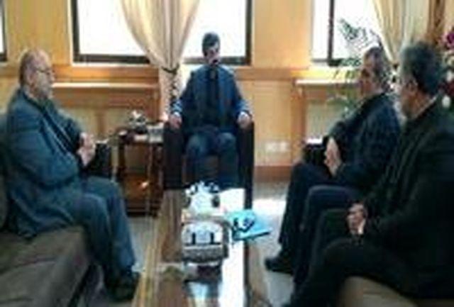 استاندار اردبیل:سهم استان اردبیل در بازار عراق و سوریه گسترش می یابد