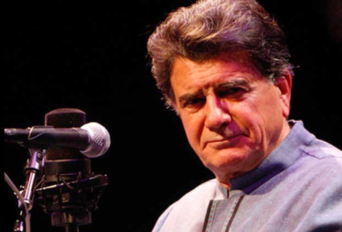 محمدرضا شجریان در جشنواره فیلم کن