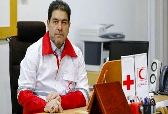 اختصاص اعتبار از ستاد ملی کرونا به هلال احمر