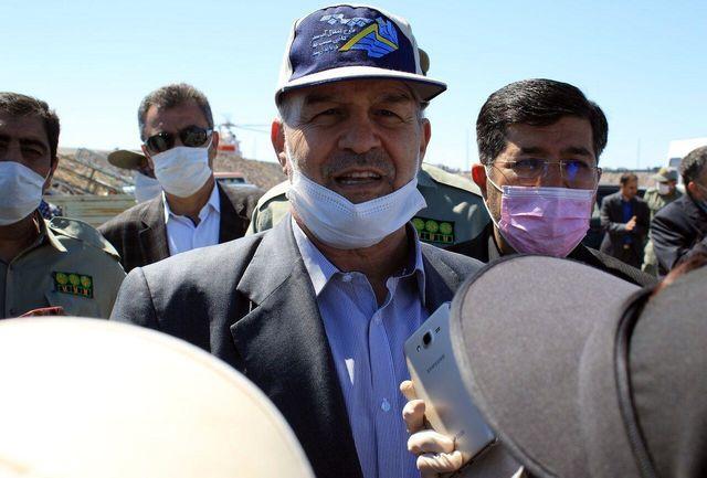 اقدامات سختافزاری احیای دریاچه ارومیه در دولت دوازدهم پایان مییابد