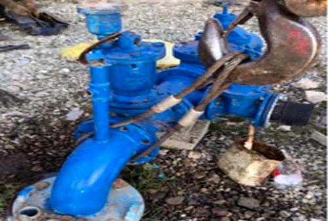 تعمیر و بهره برداری مجدد یک حلقه چاه آب شرب د ر فازیک اندیشه شهریار