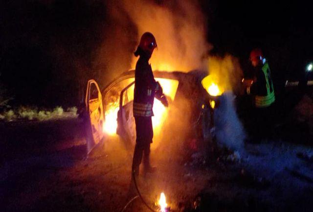 9 کشته و زخمی در تصادف مرگبار خودرو پژو پارس و اسپورتج+ببینید