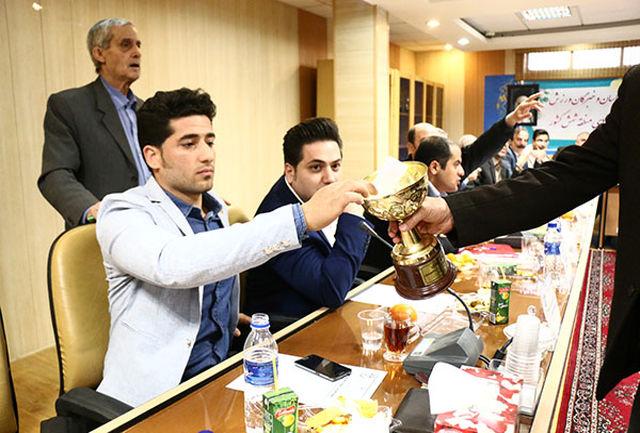 انتخابات مسوولین کمیته های منطقه 6 زورخانه ای برگزار شد