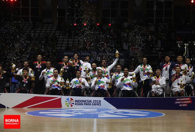 دشت طلای ناب/ بسکتبالیستهای ایران، ساموراییها را به زیر کشیدند