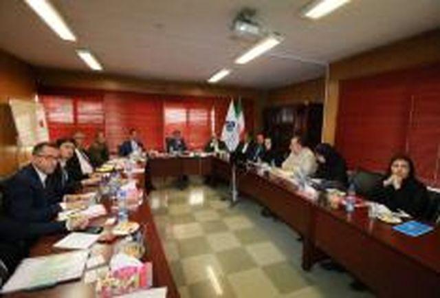 توافق مدیرعامل سازمان مدیریت صنعتی با مرکز تجارت بین الملل ICT