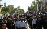 پیکر امام جمعه موقت سنندج تشییع شد