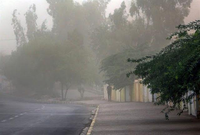 هشدار؛ وزش بادهای خیلی شدید ۱۱۰ کیلومتری در برخی استانها