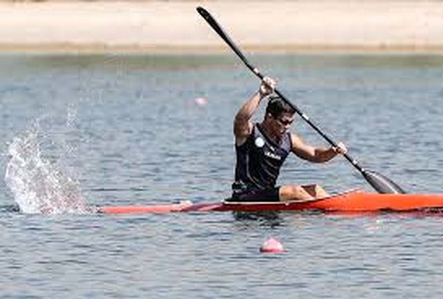 درخشش و کسب دو مدال توسط قایقران گیلانی در مسابقات قهرمانی کشور
