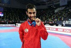 هدفم کسب مدال طلا پارالمپیک توکیو است