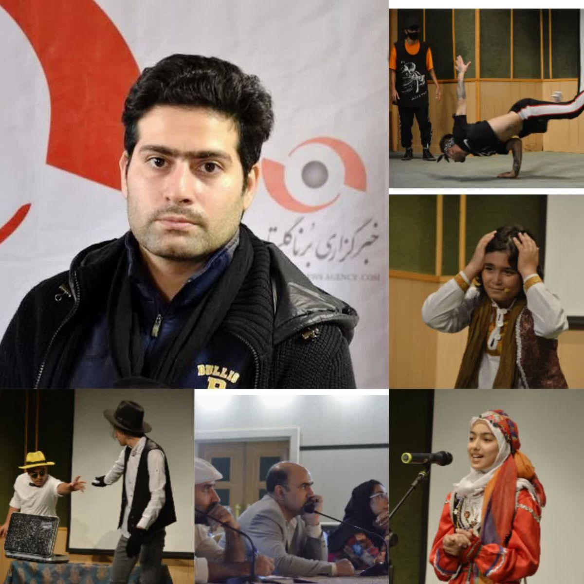 نفرات برتر مسابقه استعدادیابی «شکوفه گلستان» معرفی شدند
