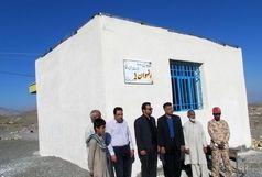 یک باب کلاس درس در شهرستان قلعه گنج ساخته شد