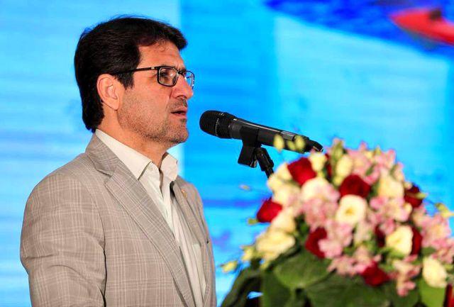 مدیرعامل سازمان بنادر و دریانوردی: 30 میلیون تن سهم ایران از تجارت در دریای خزر است