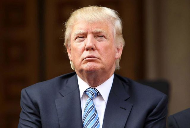 ایران محور گفتگو ترامپ و ترزا می