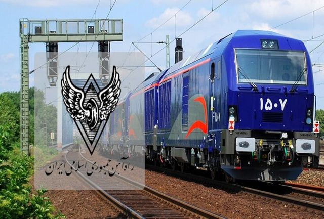 کشورهای عربی از طریق راه آهن ایران به چین می رسند