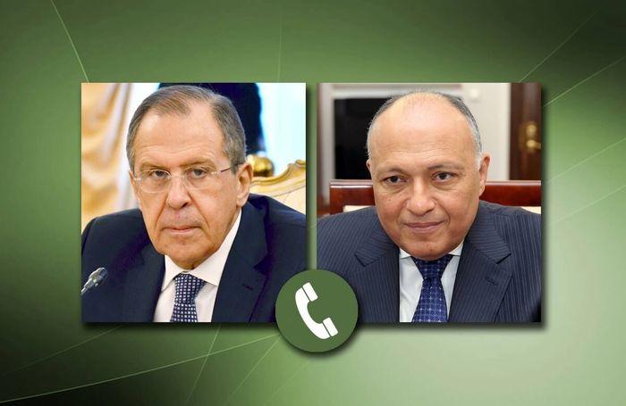 روسیه و مصر راه حل نظامی برای پایان دادن به بحران لیبی را رد کردند