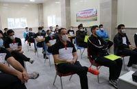 برگزاری دوره مربیگری درجه D فوتبال آسیا در مهاباد