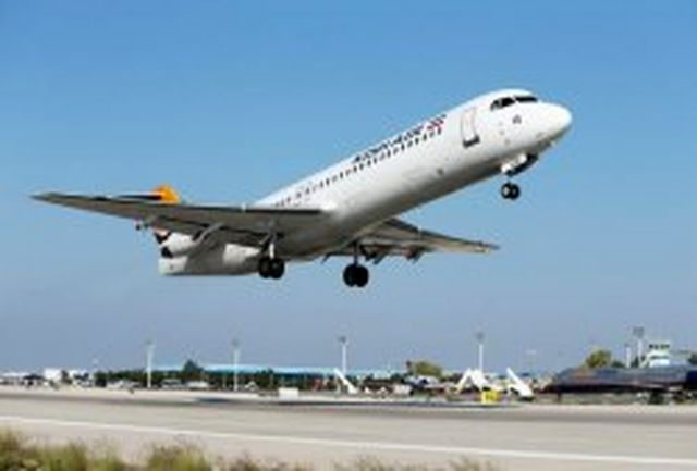 رشد 8 درصدی پرواز و مسافر فرودگاه کیش