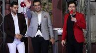 جنگ شادی با اجرای حامد آهنگی در تالار البرز لاهیجان