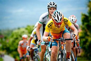 پیشگامانی ها صاحب سه مدال در روز دوم لیگ برتر دوچرخه سواری کشور