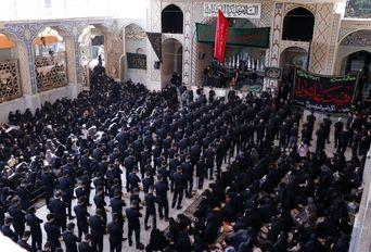 مراسم روز عاشورای حسینی (ع) در کرمان