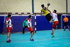 هندبال اهواز نماینده خوزستان در لیگ دسته یک کشور