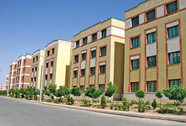 205واحد آپارتمانی و ویلایی مسکن مهر در بناب آماده واگذاری است