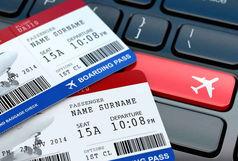 قیمت بلیت هواپیمای اربعین برای 30 شهریور 1400