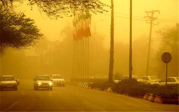 تشدید بادهای 120 روزه در سیستان