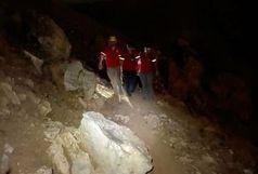 نجات جوان ۲۹ ساله عملیات در کوهستان شمیرانات