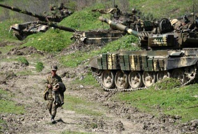 ۱۲۰ نظامی باکو در ۲۴ ساعت گذشته کشته شدند